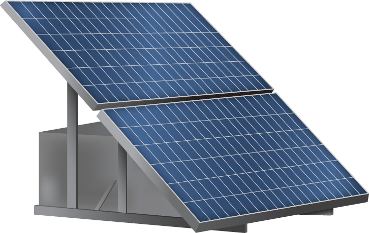 Transportable Solar Power Source