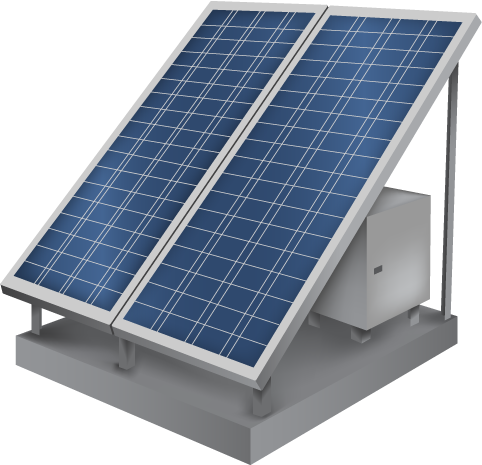 skid mounted solar