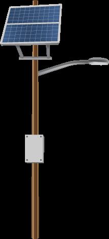 utility polar solar led