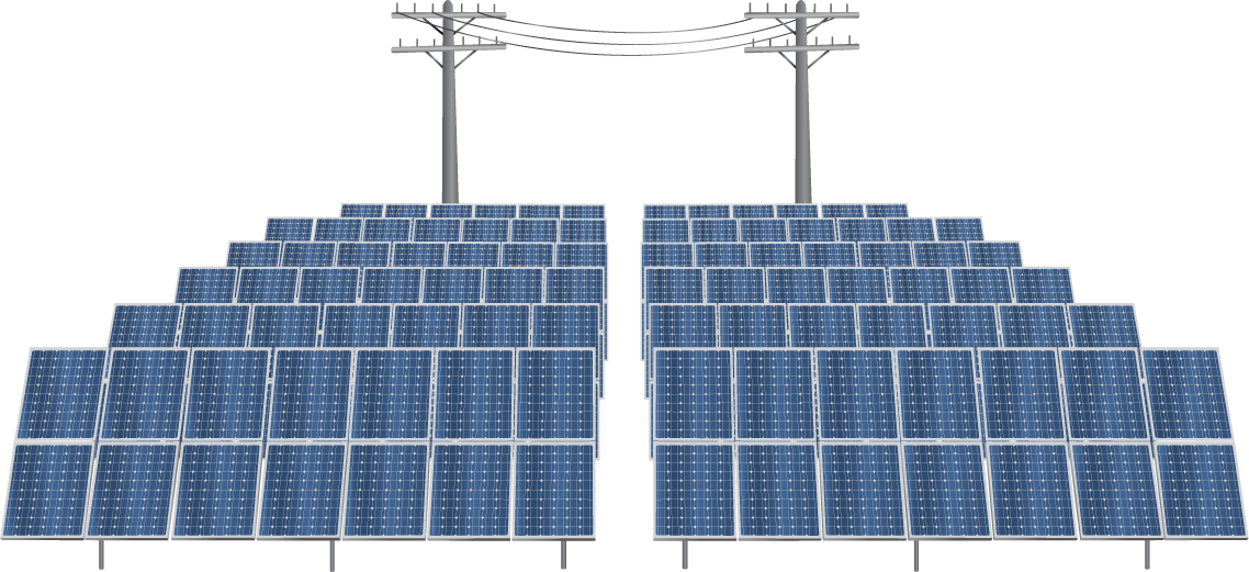 Large Solar Projects